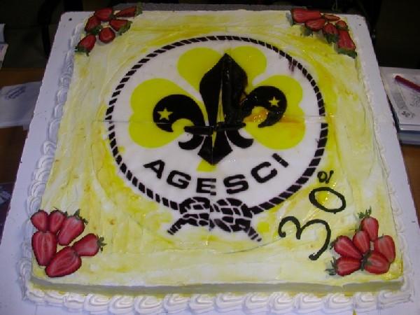 torta compleanno agesci sicilia