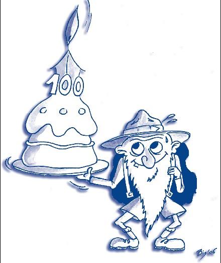 logo del concorso Humor Scout di Saronno - 2006