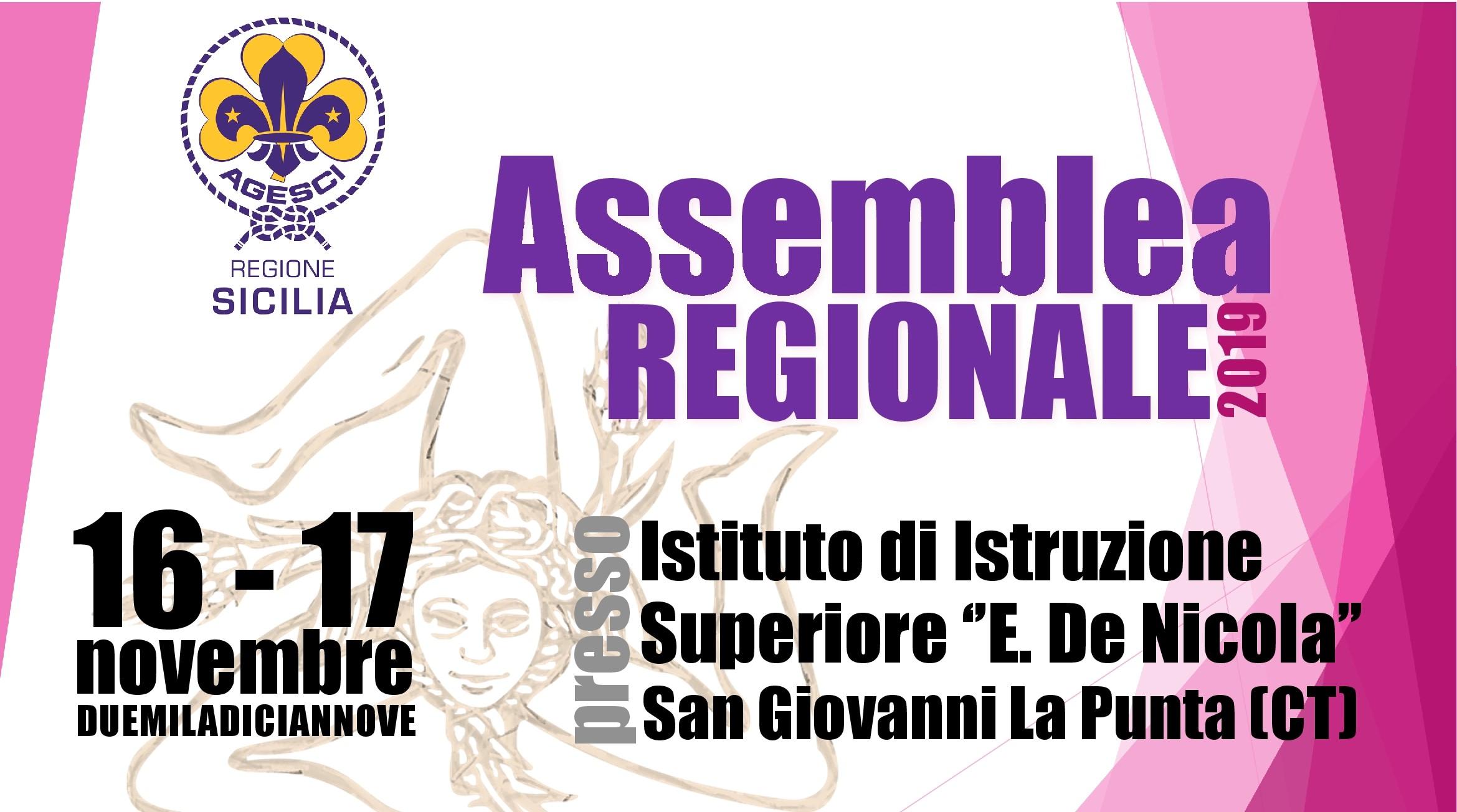 Assemblea Regionale 2019